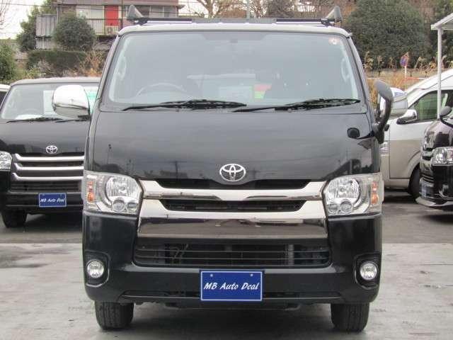 平成27年11月登録 / 型式LDF-KDH206V / 4ナンバー / 小型貨物車 / 車検整備付 / 3000cc / 5人乗 / ディーゼル車 / 4WD