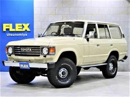トヨタ ランドクルーザー60 4.0 VX ハイルーフ ディーゼルターボ 4WD ロールーフ 丸目換装