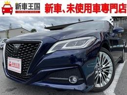 トヨタ クラウン 2.0 G TSS・ETC・Bカメラ・Pシート