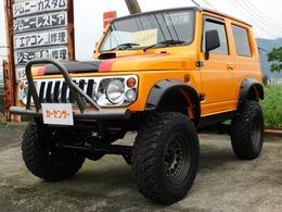 スズキ ジムニー 660 ワイルドウインド 4WD レストア車 エンジンOH済み