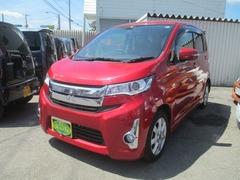 三菱 eKカスタム の中古車 660 T 4WD 北海道旭川市 38.0万円