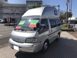 マツダ ボンゴバン ロータスRV E-Lite FFヒーター サイクルキャリア メモリーナビ