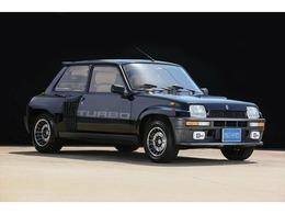 ルノー 5 Turbo2 生産台数200 フルレストア済