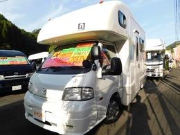 マツダ ボンゴトラック キャンピング AtoZ社製 アミティLX