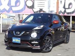 日産 ジューク の中古車 1.6 NISMO RS 4WD 群馬県前橋市 259.8万円