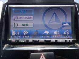 HDDナビ(CD録音機能)搭載で、初めての道や遠出でも安心です!もちろんCDプレーヤー&DVD再生機能搭載なので、好きな音楽を聴きながら楽しいドライブを♪