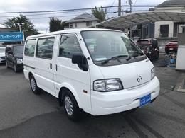 マツダ ボンゴバン 1.8 DX 低床 5ドア/シングルタイヤ