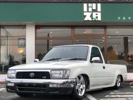 トヨタ ハイラックス 2.0 DX ロングボディ スーパーシングルジャストロー 三方開