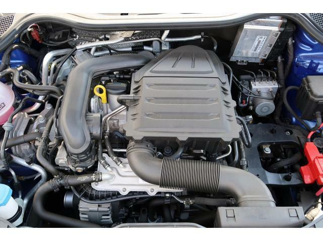 ●1.0TFSIエンジン『入庫時の状態もとても良く、エンジン機関も良好!ぜひ一度現車を御覧下さい!他にも多数の在庫を展示!』