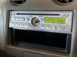 【オーディオ】運転中も快適に音楽を楽しめます♪