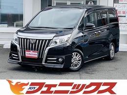トヨタ エスクァイア 2.0 Gi フルセグツインナビ黒レザー両側電動ETC