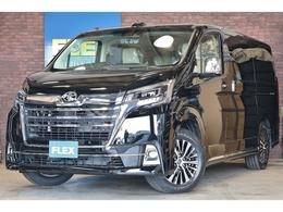 トヨタ グランエース 2.8 G ディーゼルターボ 新車未登録 ベージュ内装 本革シート TSS付