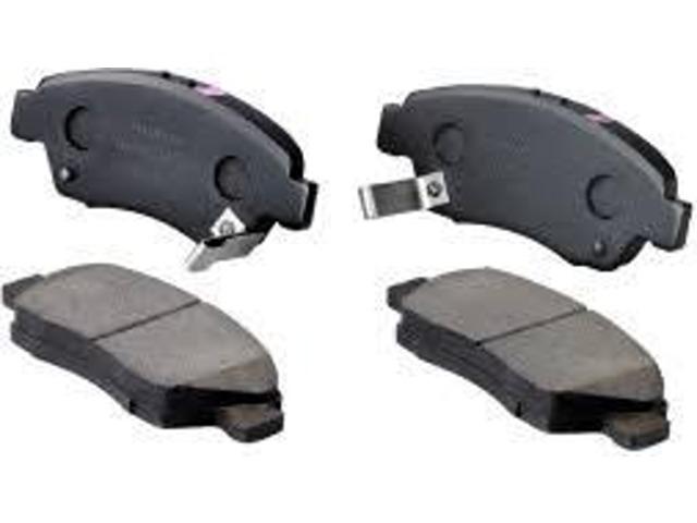 Bプラン画像:フロントブレーキパッドを新品に交換させて頂きます!ブレーキパッドが消耗するとキーキー音が鳴り始め、放置しておくとブレーキが効かなくなり大変危険です!!