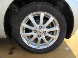 タイヤ・ホイールの画像です