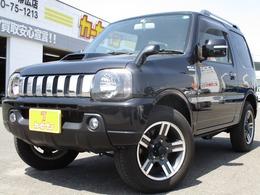 スズキ ジムニー 660 ワイルドウインド 4WD エンスタ シートヒーター ナビTV