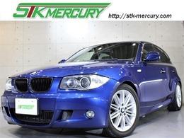 BMW 1シリーズ 130i Mスポーツ 純ナビ黒革暖P席ETCパドルシフトRスモーク