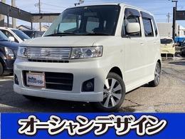 スズキ ワゴンR 660 スティングレー X 検R3/6 ナビ TV エアロ アルミ HID