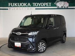 トヨタ タンク 1.0 カスタム G S サポカー ナビ ドライブレコーダー