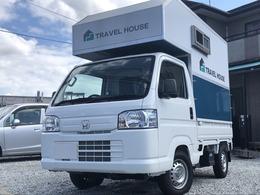 ホンダ アクティトラック 660 SDX キャンピングカー ソーラーパネル 車中泊