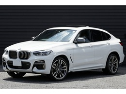 BMW X4 M40i 4WD 2020年モデル パノラマSR 1オーナー車
