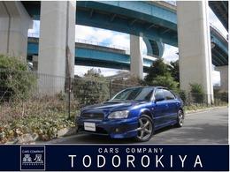 スバル レガシィB4 2.0 RSK 4WD 純正マッキントッシュCD/MDステレオ