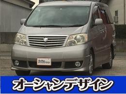トヨタ アルファード 3.0 G MS 4WD 検3/6 メモリーナビ 地デジ
