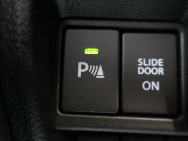 ☆クリアランスソナー&バックソナー☆車庫入れなどの運転時、障害物の接近を表示とブザーで知らせます。