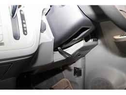 体格に合わせてステアリングの高さを調整できます。楽な運転姿勢で快適なドライブをお楽しみください。