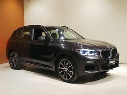 BMW X3 xドライブ20d Mスポーツ ディーゼルターボ 4WD Pアシスト+ ドライビングアシスト+ HUD