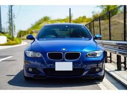BMW 3シリーズクーペ 320i Mスポーツパッケージ Mスポーツ限定色ルマンブルー
