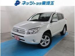 トヨタ RAV4 2.4 G 4WD HDDナビフルセグ ETC ワンオーナー