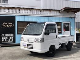 ホンダ アクティトラック 660 アタック 4WD 5速マニュアル・デフロック・荷台ランプ