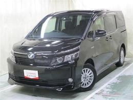 トヨタ ヴォクシー 1.8 ハイブリッド V /1年保証付販売車/ナビ/TV/バックカメラ