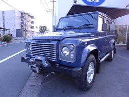 ランドローバー ディフェンダー 110XS Utility Wagon 2.2L 2012MY