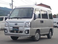 スバル サンバー の中古車 660 ディアス スーパーチャージャー 4WD 広島県東広島市 121.0万円