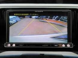カロッツェリアメモリーナビ付♪ ガイド線付バックカメラになります♪ 駐車も安心ですね♪
