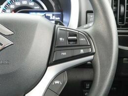 ☆アダプティブクルーズコントロール☆高速道路で便利な自動で速度を保つクルーズコントロールが、衝突軽減システムと連携し、前方の車両を感知して車間を保つように速度調節してくれます!!