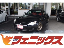 ホンダ S2000 2.0 VOLKレーシングTE37鍛造17AW車高調