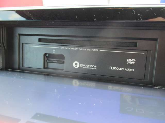 DVDビデオも再生可能です。
