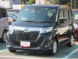 トヨタ ルーミー 1.0 G 両側パワースライド/衝突防止装置/LED