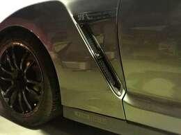 トップシークレットオーバーフェンダー+車高調KIT
