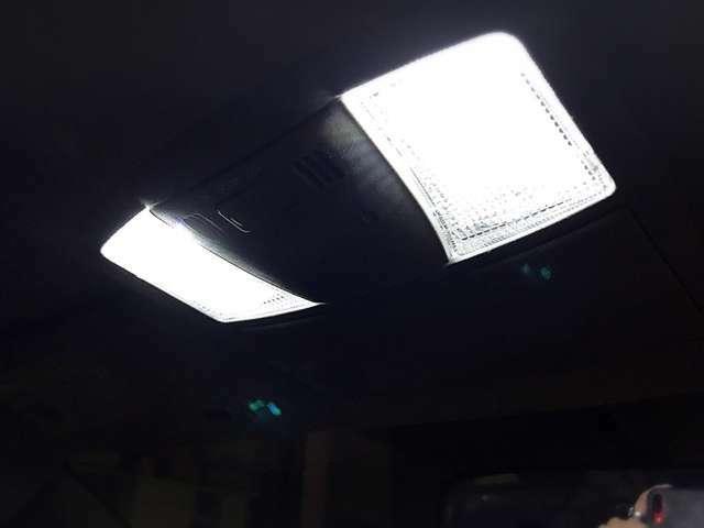 室内灯LEDに交換済み。
