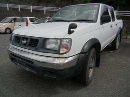 日産 ダットサン 3.2 AD ダブルキャブ ディーゼル 4WD