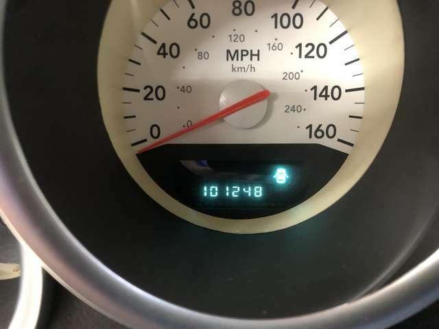 新車並行実走行16.2万キロ(10.1万マイル)!