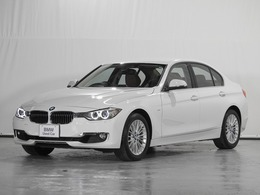 BMW 3シリーズ 320i ラグジュアリー サドルブラウンレザーシート 360度画像