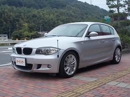 BMW 1シリーズ 120i Mスポーツパッケージ ハーフレザー調シート 車検整備付