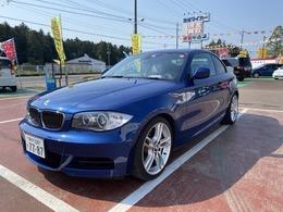 BMW 1シリーズクーペ 135i Mスポーツ