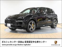 ポルシェ カイエン ターボ S E ハイブリッド ティプトロニックS 4WD エクステリア パッケージ ブラック