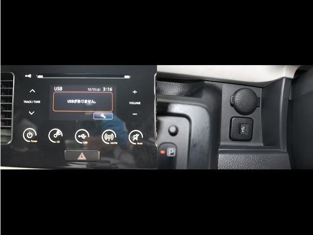 ☆タッチパネルオーディオ装着車☆iPodなどのデジタルオーディオプレーヤーやUSBメモリーを接続すれば、車載オーディオでの音楽再生や操作が可能です♪♪