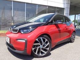 BMW i3 スイート レンジエクステンダー装備車 19AWブラウン革120Ahハ-マンカ-ドン認定車